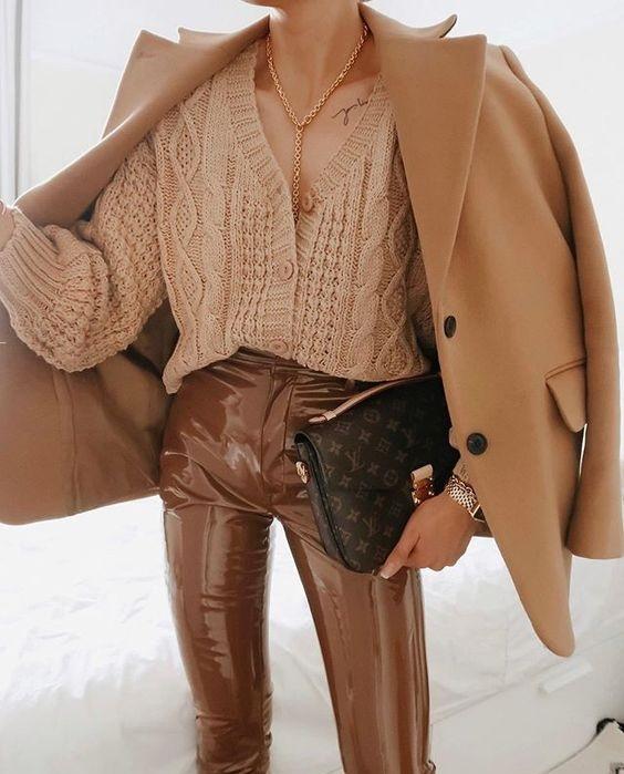 Πώς να φορέσεις ζακέτα
