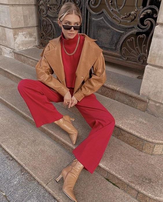 Πώς να φορέσεις κόκκινο