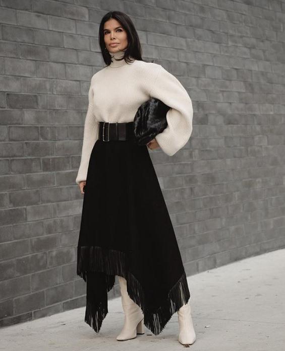 Συμβουλές στυλ και ρούχα για ψηλές γυναίκες - The Cover