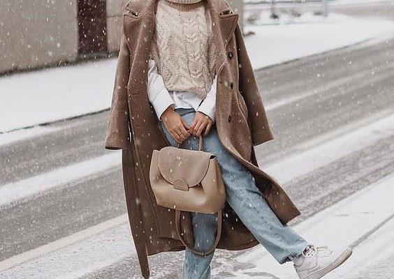 Τι να φορέσεις όταν χιονίζει