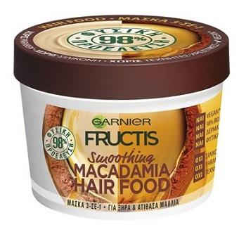 Fructis Hair Food Smoothing Macadamia
