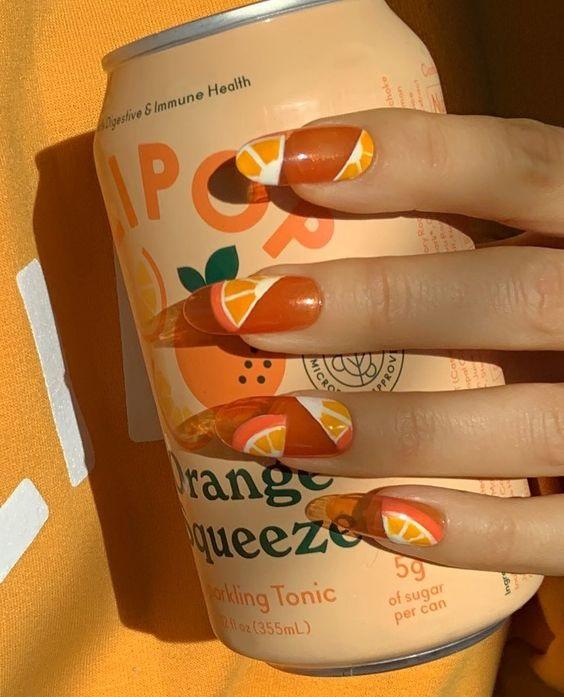 Νύχια με φρούτα - The Cover