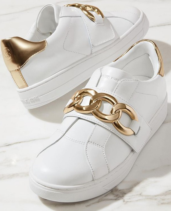 Michael Kors sneakers για να τα αγοράσεις τώρα - The Cover