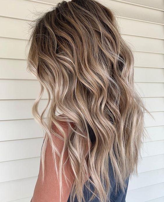 Έξυπνο blonding - The Cover