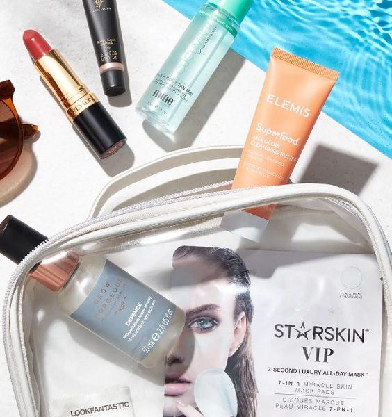 Το Νέο Look Fantastic Beauty Box Δεν Πρέπει Να Λείπει Από Την Βαλίτσα Των Διακοπών